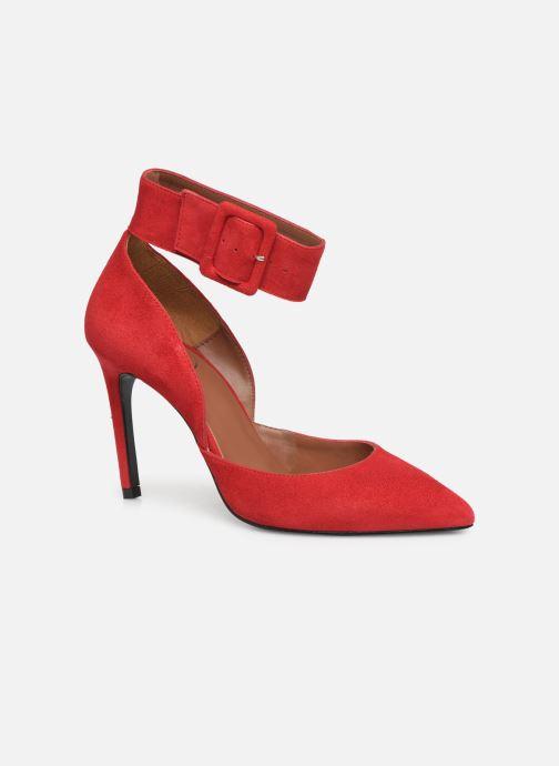 Zapatos de tacón Made by SARENZA Night Rock Escarpins #3 Rojo vista lateral derecha
