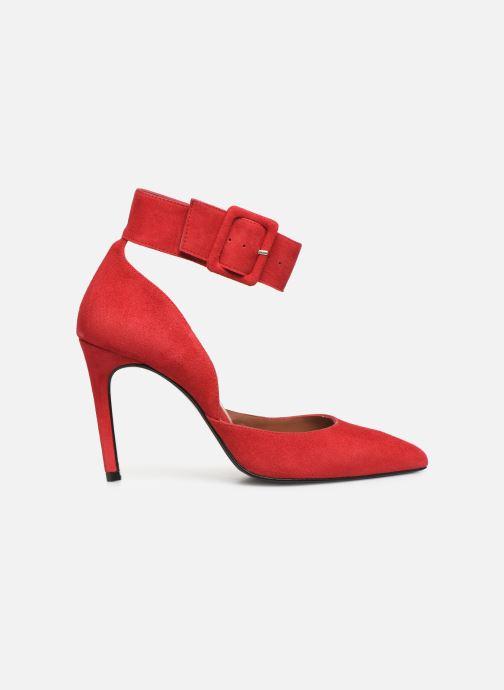 Zapatos de tacón Made by SARENZA Night Rock Escarpins #3 Rojo vista de detalle / par