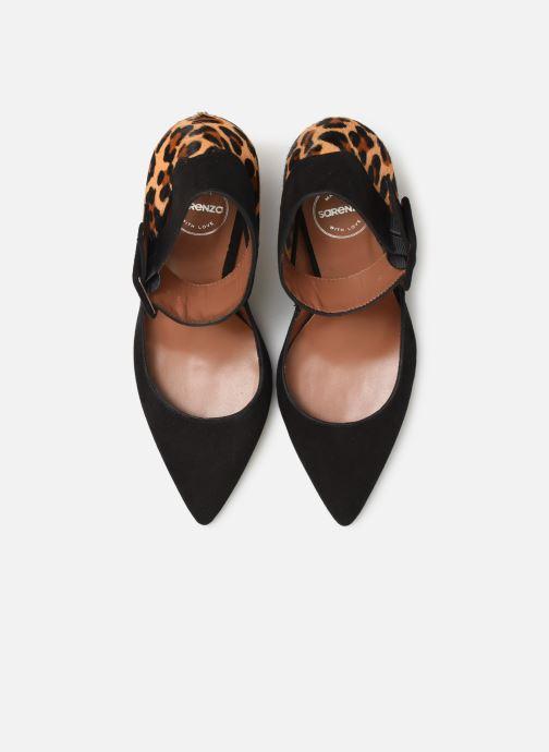 Escarpins Made by SARENZA Night Rock Escarpins #3 Multicolore vue portées chaussures