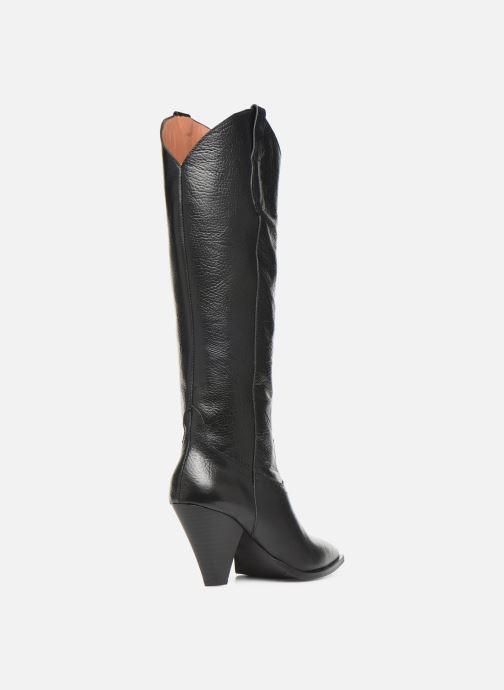 Laarzen Made by SARENZA Soft Folk Bottes #3 Zwart voorkant