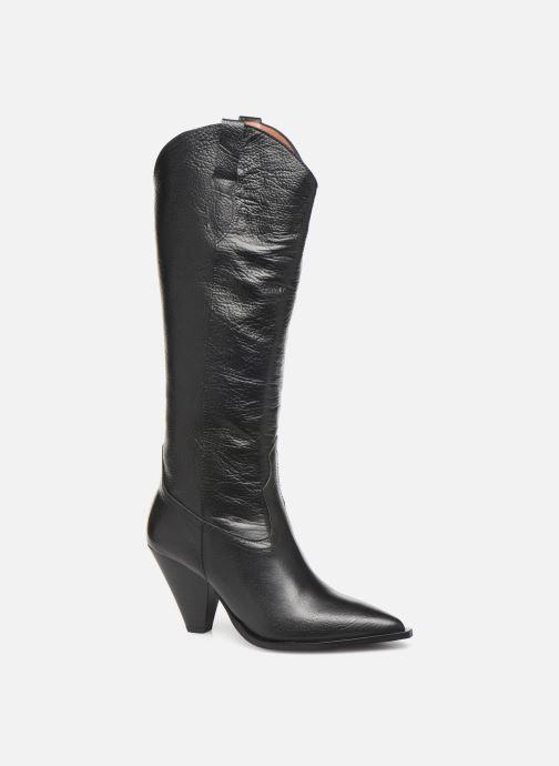 Laarzen Made by SARENZA Soft Folk Bottes #3 Zwart rechts