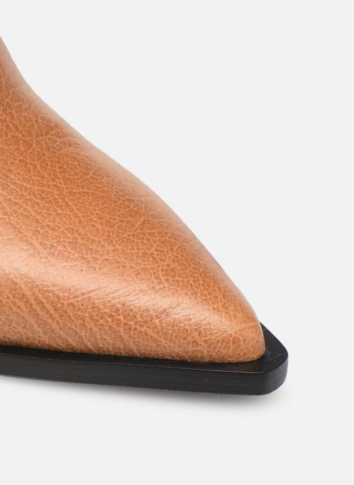 Stivali Made by SARENZA Soft Folk Bottes #3 Marrone immagine sinistra