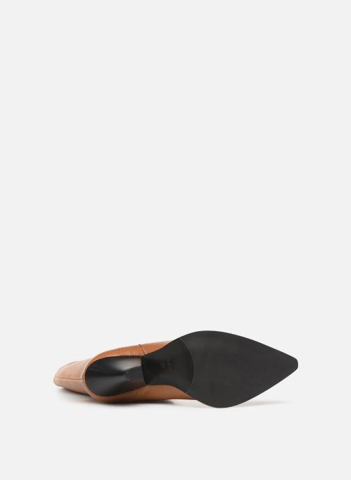 Laarzen Made by SARENZA Soft Folk Bottes #3 Bruin boven