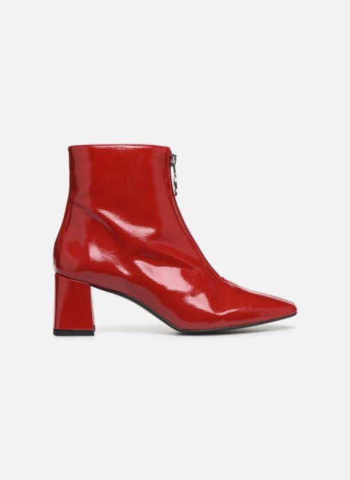 Bottines et boots Made by SARENZA Night Rock boots #1 Rouge vue détail/paire