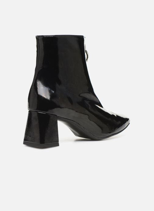 Bottines et boots Made by SARENZA Night Rock boots #1 Noir vue face