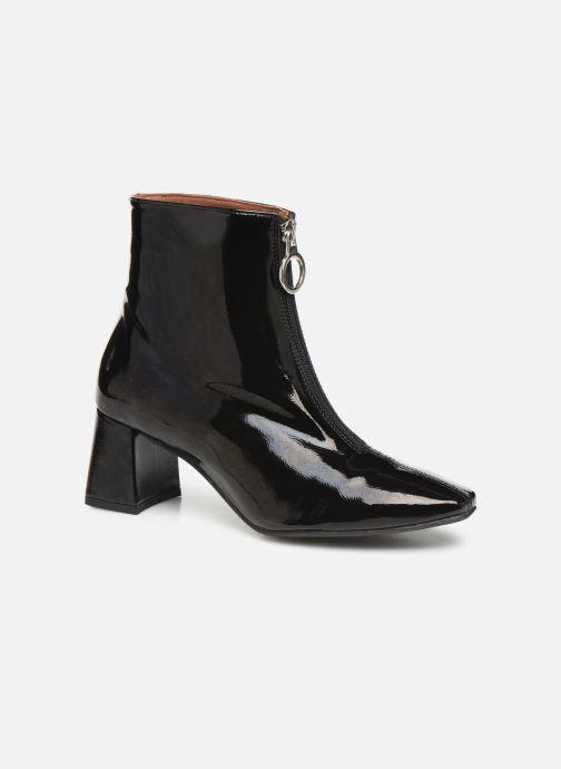 Bottines et boots Made by SARENZA Night Rock boots #1 Noir vue droite