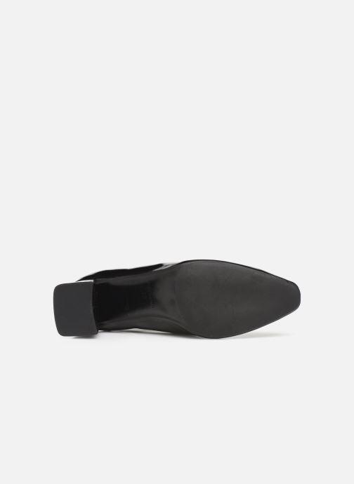 Bottines et boots Made by SARENZA Night Rock boots #1 Noir vue haut