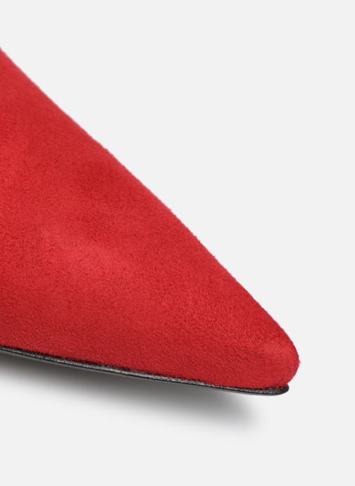 Escarpins Made by SARENZA Retro Dandy Escarpin #4 Rouge vue gauche