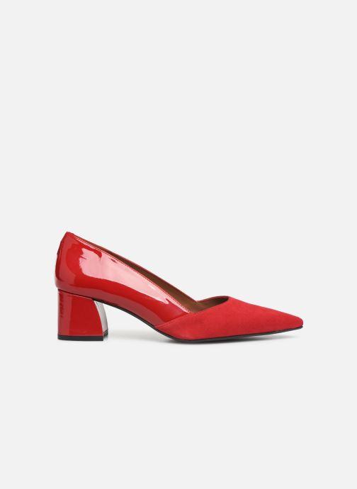 Escarpins Made by SARENZA Retro Dandy Escarpin #4 Rouge vue détail/paire