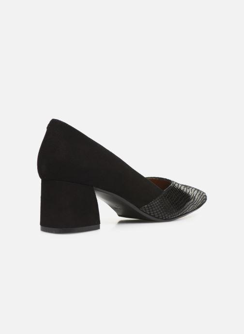 Zapatos de tacón Made by SARENZA Retro Dandy Escarpin #4 Negro vista de frente