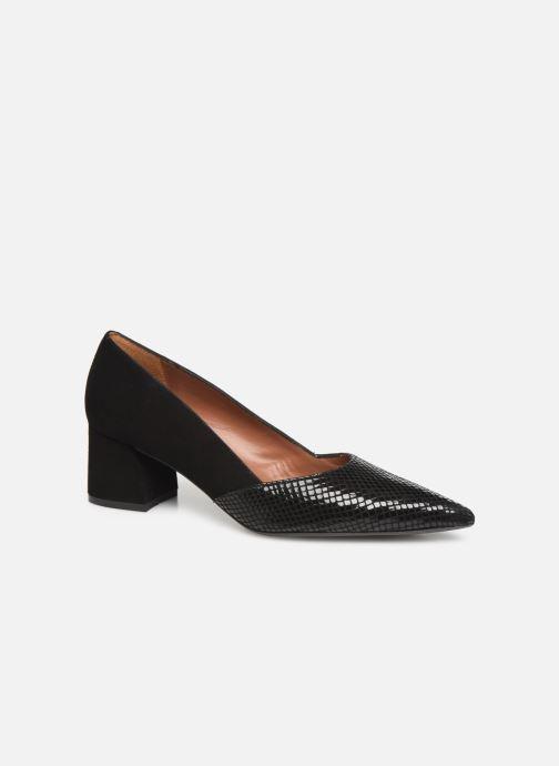 Zapatos de tacón Made by SARENZA Retro Dandy Escarpin #4 Negro vista lateral derecha
