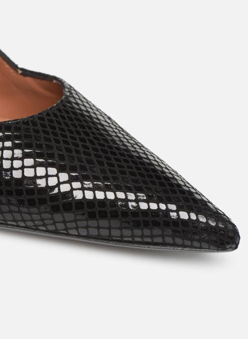 Zapatos de tacón Made by SARENZA Retro Dandy Escarpin #4 Negro vista lateral izquierda