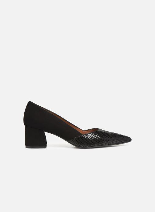 Zapatos de tacón Made by SARENZA Retro Dandy Escarpin #4 Negro vista de detalle / par