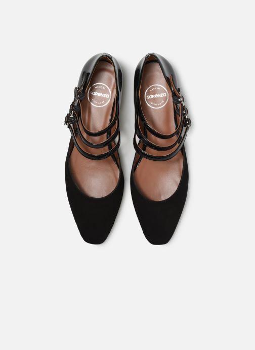 Ballerines Made by SARENZA Night Rock Ballerine #1 Noir vue portées chaussures