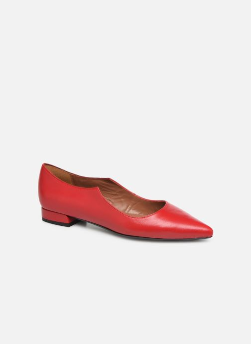 Ballerines Made by SARENZA Night Rock Ballerine #2 Rouge vue droite