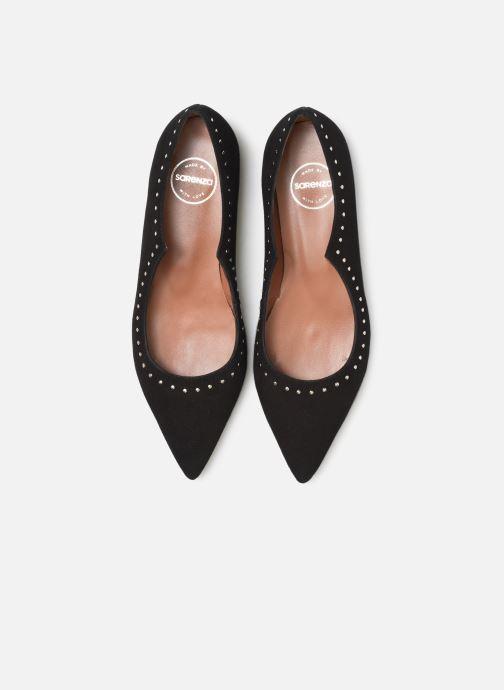 Ballerinaer Made by SARENZA Night Rock Ballerine #2 Sort se skoene på