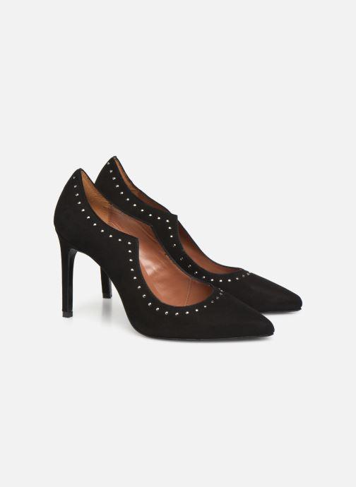 Zapatos de tacón Made by SARENZA Night Rock Escarpin #1 Negro vistra trasera