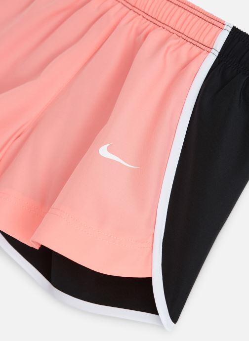 Vêtements Nike Nike Dry Sprinter Short Rose vue portées chaussures