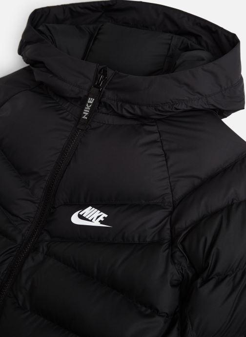Vêtements Nike Nike Sportswear Jacket Filled Noir vue portées chaussures