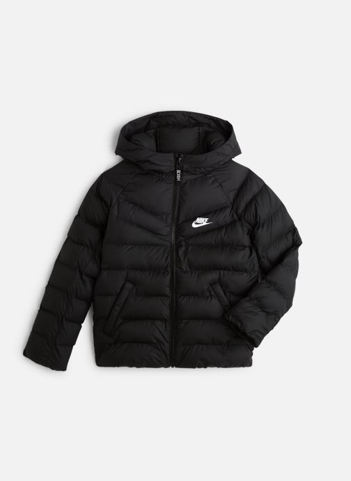 Tøj Nike Nike Sportswear Jacket Filled Sort detaljeret billede af skoene