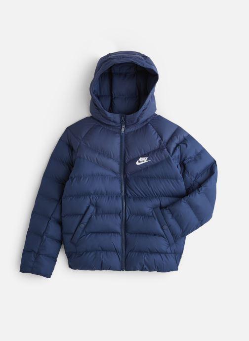 Vêtements Nike Nike Sportswear Jacket Filled Bleu vue détail/paire