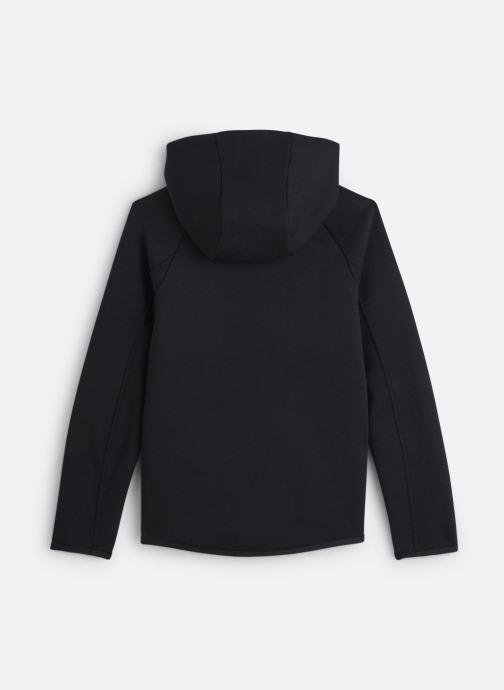 Vêtements Nike Nike Sportswear Tech Fleece Full Zip Essentials Noir vue bas / vue portée sac