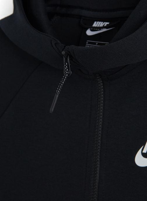 Vêtements Nike Nike Sportswear Tech Fleece Full Zip Essentials Noir vue portées chaussures