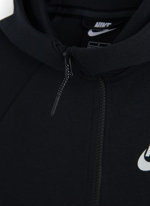 Kleding Nike Nike Sportswear Tech Fleece Full Zip Essentials Zwart model