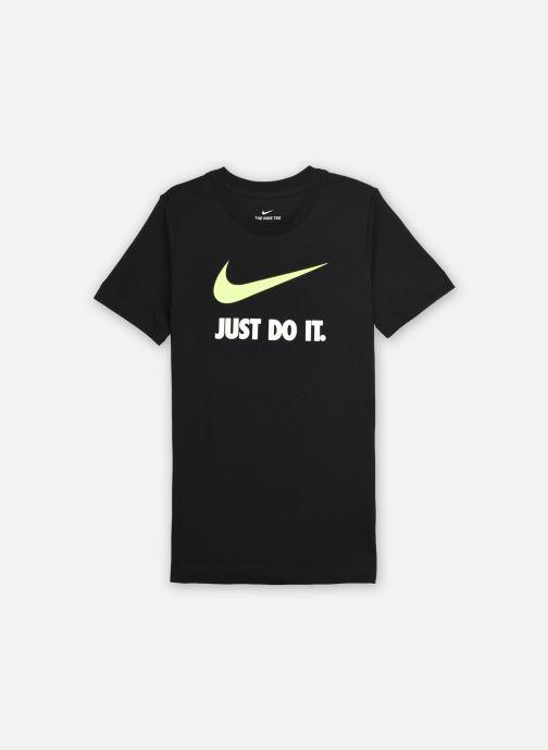 Vêtements Nike Nike Sportswear Tee Jdi Swoosh Noir vue détail/paire
