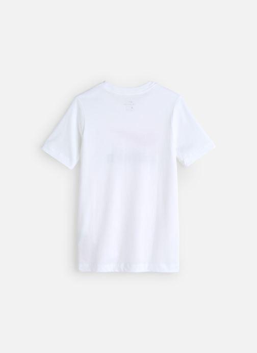 Vêtements Nike Nike Sportswear Tee Jdi Swoosh Blanc vue bas / vue portée sac