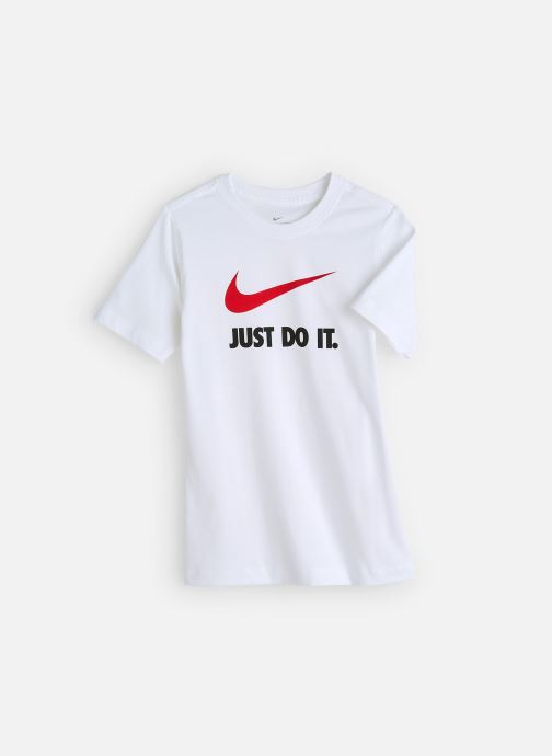 Vêtements Nike Nike Sportswear Tee Jdi Swoosh Blanc vue détail/paire