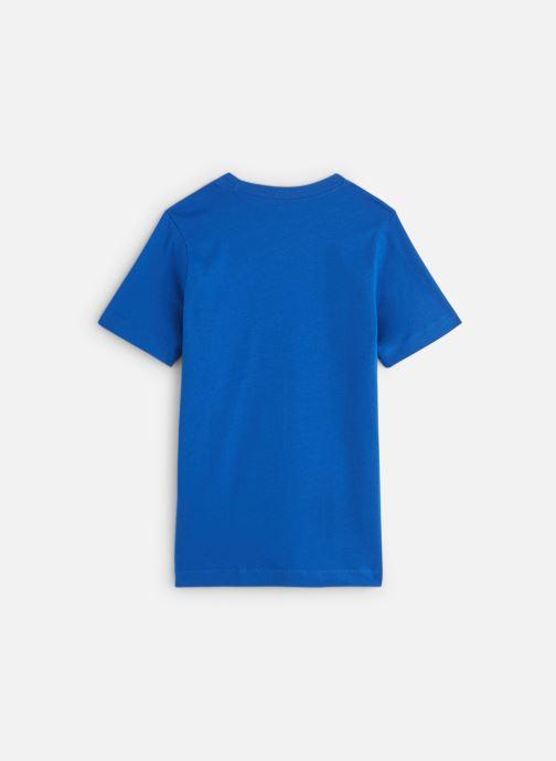 Tøj Nike Nike Sportswear Tee Futura Icon Blå se forneden
