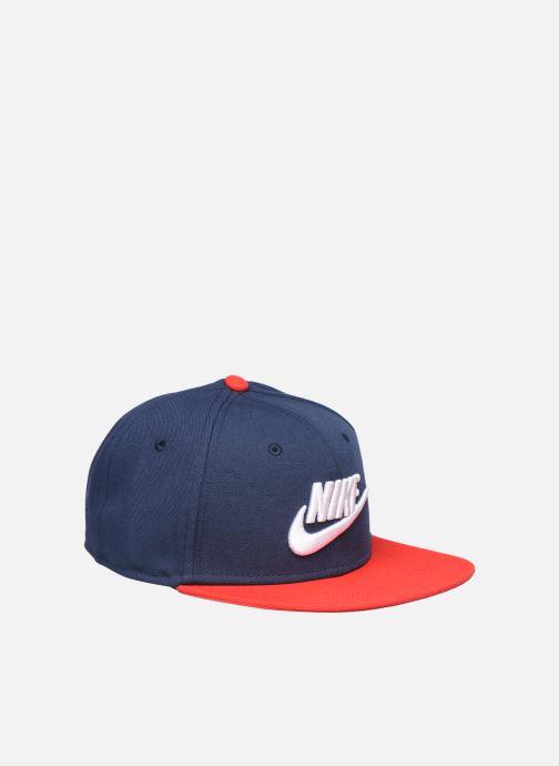 Gorra Nike Nike Pro Cap Futura 4 Azul vista del modelo