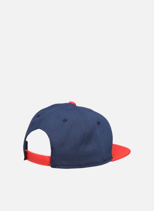 Kappe Nike Nike Pro Cap Futura 4 blau ansicht von vorne