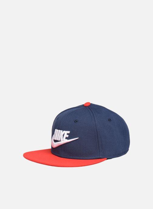 Kappe Nike Nike Pro Cap Futura 4 blau detaillierte ansicht/modell