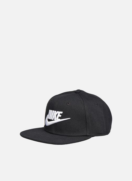 Kappe Nike Nike Pro Cap Futura 4 schwarz detaillierte ansicht/modell