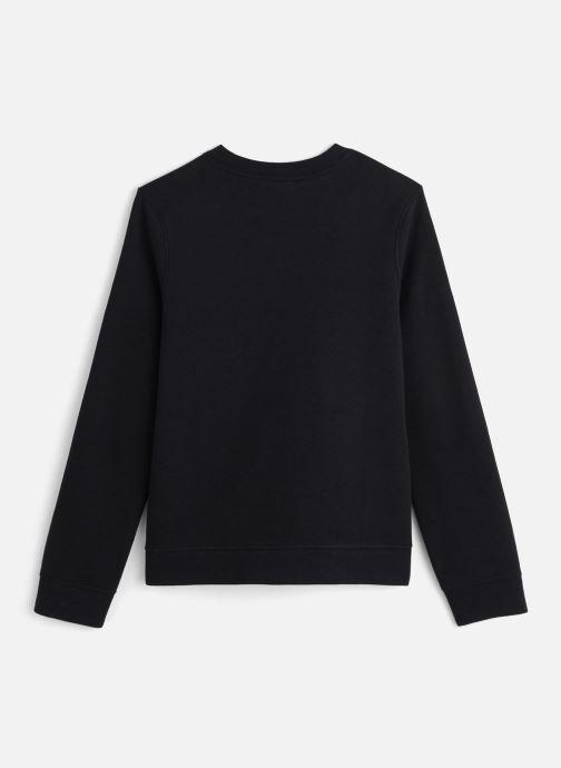 Vêtements Nike Nike Sportswear Ls Crew Club Fleece Noir vue bas / vue portée sac