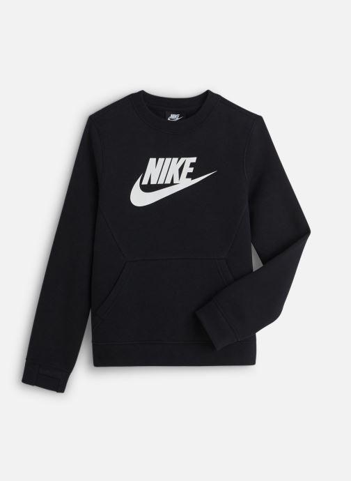 Vêtements Nike Nike Sportswear Ls Crew Club Fleece Noir vue détail/paire