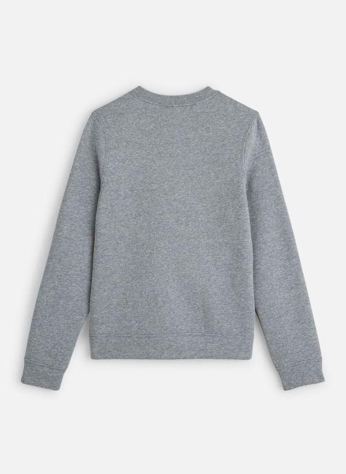Vêtements Nike Nike Sportswear Ls Crew Club Fleece Gris vue bas / vue portée sac