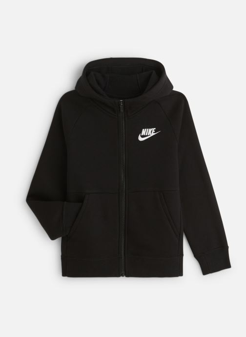 Vêtements Nike Nike Sportswear Pe Full Zip Noir vue détail/paire