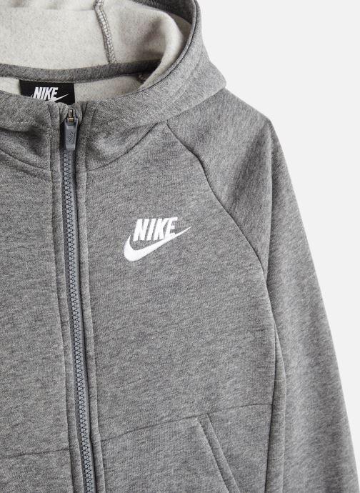 Vêtements Nike Nike Sportswear Pe Full Zip Gris vue portées chaussures