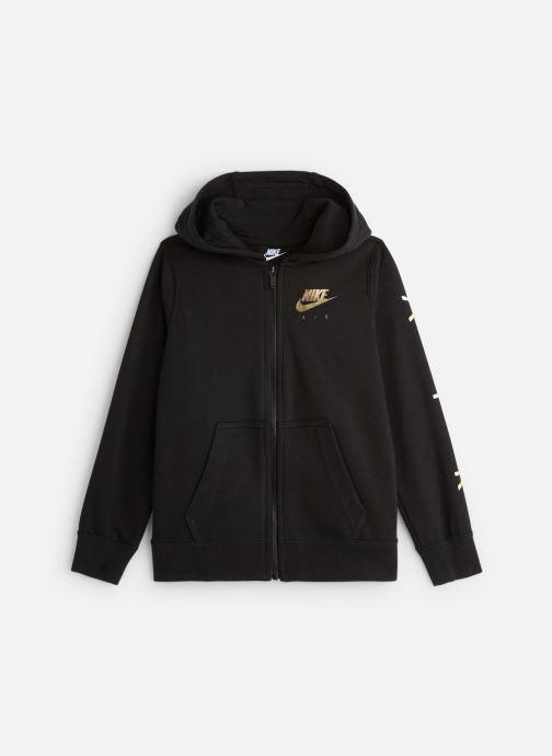 Vêtements Nike Nike Sportswear Nike Air Fleece Full Zip Noir vue détail/paire