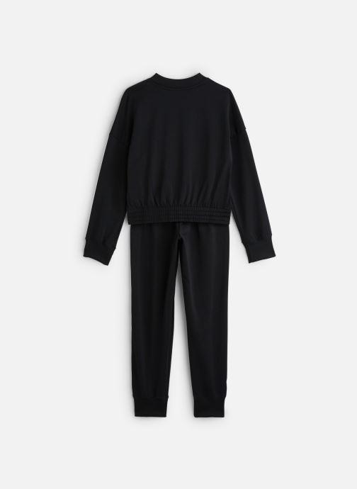 Vêtements Nike Nike Sportswear Track Suit Tricot Noir vue bas / vue portée sac