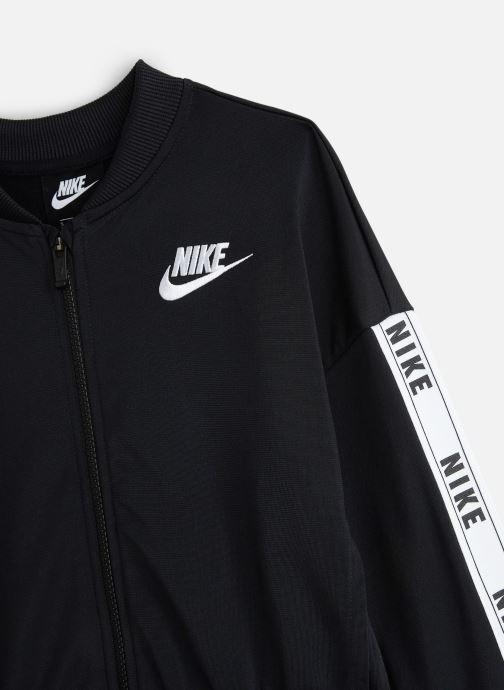 Vêtements Nike Nike Sportswear Track Suit Tricot Noir vue portées chaussures