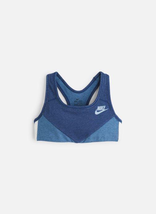 Vêtements Nike Nike Bra Cl Veneer Windrunner Bleu vue détail/paire