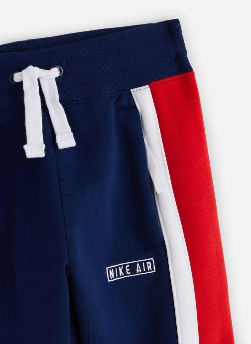 Vêtements Nike Nike Air Pant Bleu vue portées chaussures