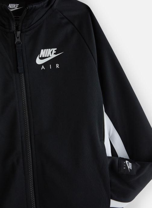 Vêtements Nike Nike Air Track Suit Noir vue portées chaussures