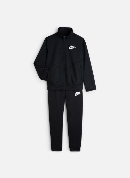 Kleding Nike Nike Sportswear Core Track Ste Ply Futura Zwart detail