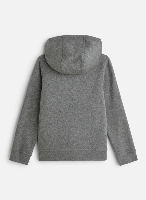 Vêtements Nike Nike Sportswear Hoodie Full Zip Club Gris vue bas / vue portée sac