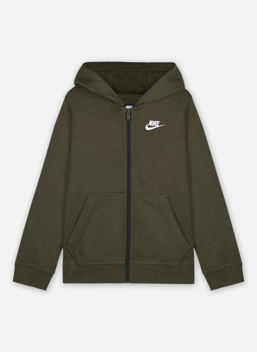 Sweatshirt hoodie - Nike Sportswear Full Zip Club